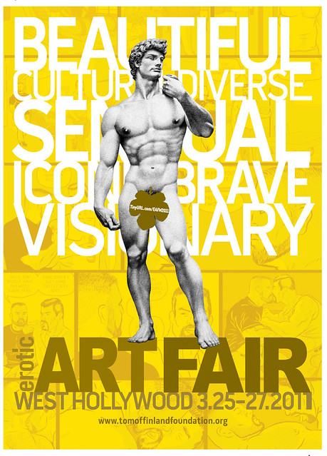 Tom of Finland Art Fair Image (Facebook Safe)