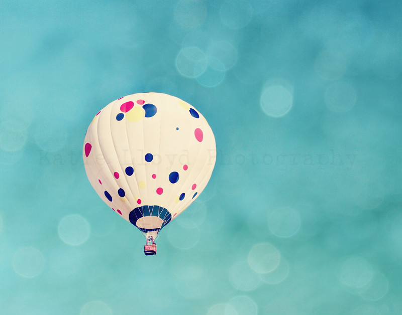 Solo Hot Air Balloon