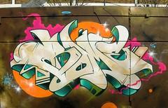 (Crome RT) Tags: london graffiti rt crome stockwell
