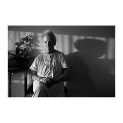 . (Emmanuel Smague) Tags: europe france hospital nursinghome oldage hushhushsubject patients grandmother grandfather doctor nurse caregiver women woman men man life lifestory death alzheimer expectancy loneliness anguish emotions childhood maternalinstinct blankstares smiles laughter tearsofjoy flowers light shadow portrait blackandwhite bw photography people documentary report leica mp film 35mm emmanuelsmague