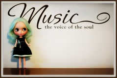 Music ~ the voice of the soul
