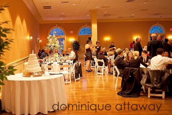 alumni hall weddings