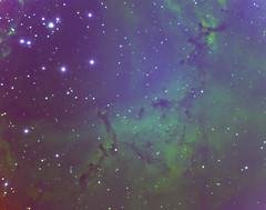 20110325 Rosette in Narrowband (reprocessed) (JMelquist) Tags: space best telescope astrophotography astronomy Astrometrydotnet:status=solved Astrometrydotnet:version=14400 Astrometrydotnet:id=alpha20110398682618