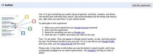 Enable Google +1 button