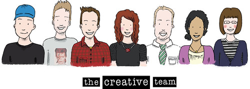 our creative team