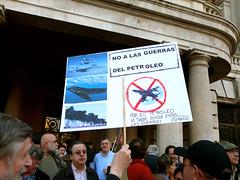 No a las guerras - No a las guerras del Petr