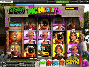 The Mc Murphy's slot game online review