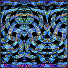 Nine Lives Of A Cat (Visual Artist Frank Bonilla) Tags: cat abstractart arts fresno ninelives digitalabstractart frankbonilla frankbonillatv visualartistfrankbonilla
