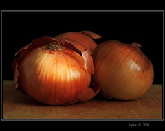 Three Of A Kind. (Picture post.) Tags: stilllife nature onions soe hdr mygearandme