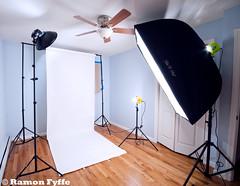 Home Studio (Fyffediggy) Tags: home beauty studio dish softbox alienbees sb900