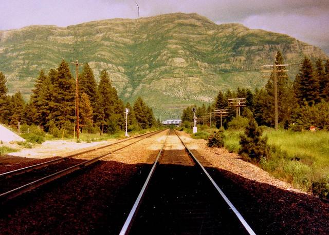 Teakettle Mountain, Columbia Falls, Montana