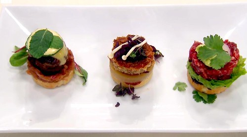 Tim Anderson's Starter for the MasterChef Final