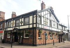 "The Queens Head, Ormskirk, Lancashire • <a style=""font-size:0.8em;"" href=""http://www.flickr.com/photos/9840291@N03/13436182163/"" target=""_blank"">View on Flickr</a>"