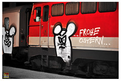 Graffiti Art   Frohe Ostern Happy Easter BB train railway Austria Copyright 2011 Bernhard Egger :: eu-moto images   Frohe Ostern - All rights reserved 8341 (:: ru-moto images | pure passion...) Tags: pictures original wallpaper art beautiful beauty print poster photography graffiti nikon gallery foto quality kunst gorgeous fineart large eisenbahn railway rr images galerie professional canvas collection fotos posters passion prints fullframe nikkor bild fx xxl printed bilder bb collezione fotogrfico happyeaster froheostern sammlung egger  supershot kunstdruck leidenschaft  canvasprints d700 bernhardegger gruskarte eumoto   kalopascha eumotoimages