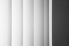 Abstract: office curtains (Ambra Marras) Tags: light shadow blackandwhite abstract blanco monochrome lines horizontal geometry negro minimal curtains astratto bianco nero minimalista