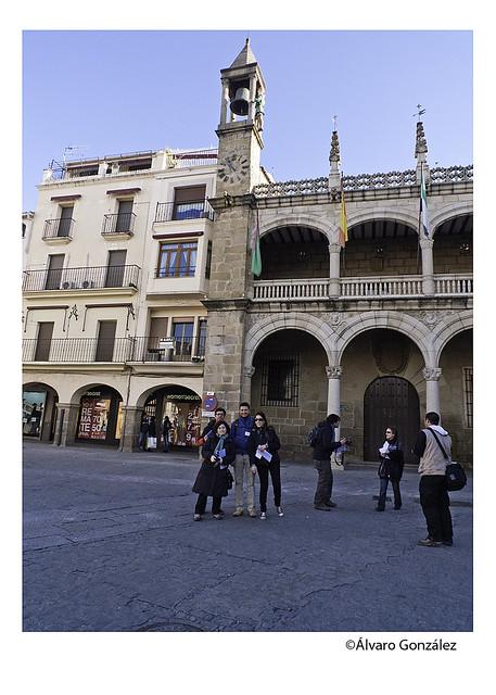 Plaza del Ayuntamiento, Plasencia