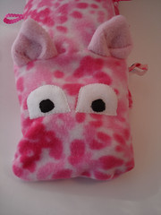 Pink custom lap pet (Therapeutic Threads) Tags: lap pads weighted