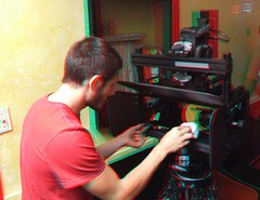 3D Film Factory 3D Workshop in LA (anaglyph) (3D FILM FACTORY - 3D Rigs & Production) Tags: 3d camerarig 3dcamera 3dcam 2cameras threed twocameras 3dvideo stereocameras 3dcameras 3dcamcorder 3dvideos 3ddigitalcamera camera3d 3dcamerasystems 3dcamerarigs 3drigs 3dfilmfactory 3drig 3dcamerarig 3dvideocamera new3dcamera 3dfilmfactorycom 3dvideocameras affordable3dcamera professional3dcamera cameras3d digital3dcameras diycamerarigs digitalcamera3d 2camerarig