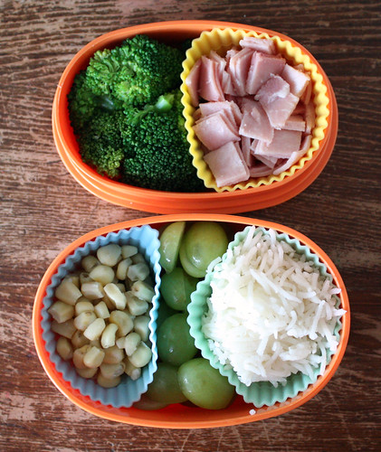 Toddler Bento #86: January 26, 2011