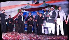 Safa Radio 2nd Anniversary (peretzp) Tags: panorama afghanistan radio anniversary pano celebration safa jalalabad nangahar jalalagood tribalshurahall