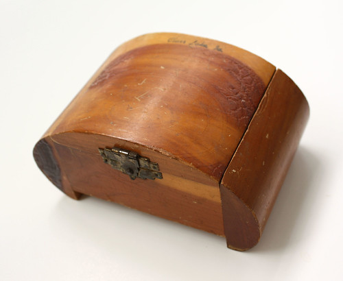 Beloved jewelry box