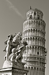 The Leaning Tower (br@scher) Tags: italy tower europe pisa tuscany leaning
