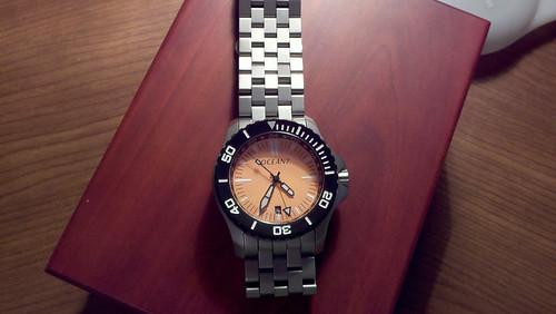 TimeZone : Sales Corner Archive » FSOT: Ocean 7 LM-6 GMT, ETA 2893-2