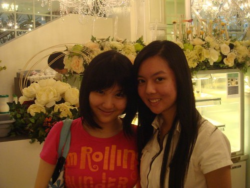 Melody and Chee Li Kee