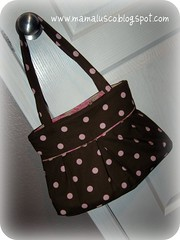 'Amy' Purse by Mama Lusco