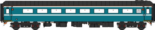 Charter train - Standard Class Mk2 Carriage, livery (UK)
