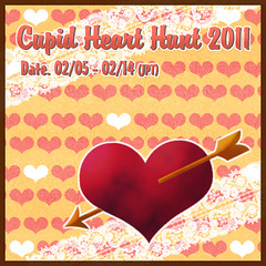 Cupid Heart Hunt 2011