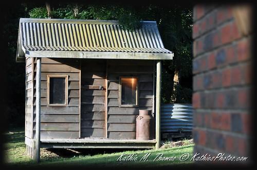 31-365 Sunlit cubbyhouse