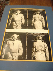 """SIGNED TIMOTHY LEARY POSTER, PART OF THE GROUP. • <a style=""""font-size:0.8em;"""" href=""""http://www.flickr.com/photos/51721355@N02/5410651723/"""" target=""""_blank"""">View on Flickr</a>"""