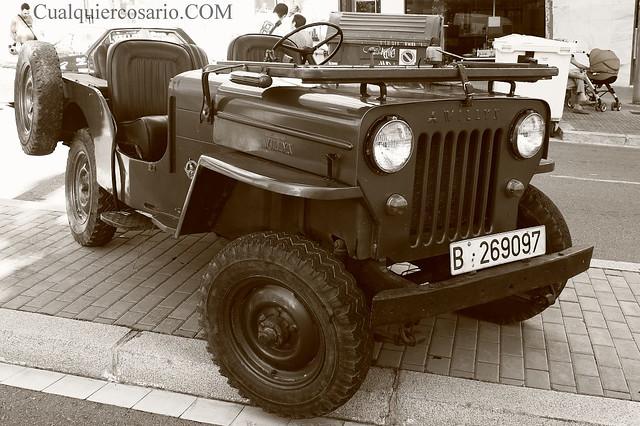 El abuelo de la Jeep Grand Cherokee (II)