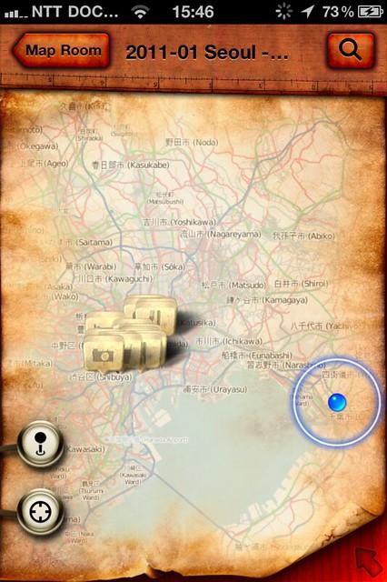 cartographer tokyo