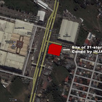21-Storey Condo Building by INJAP Land to Rise along Diversion Road