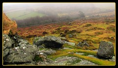A View not to be mist (Dazzygidds) Tags: uk england walking devon lichen dartmoor widecombeinthemoor dartmoornationalpark graniteoutcrops mossytrees twomoorsway thewestcountry bonehillrocks cafeonthegreen britishnationalparks chinkwelltor honeybagtor b3387 bonehillvillage
