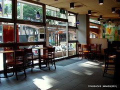 20110205 _01 STARBUCKS()_01 (miniQQ) Tags: starbucks