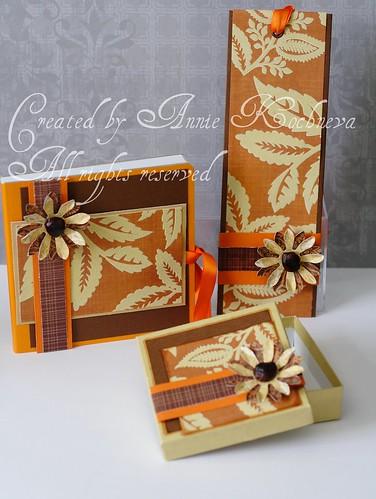 """"""" Paola"""" gift set"""
