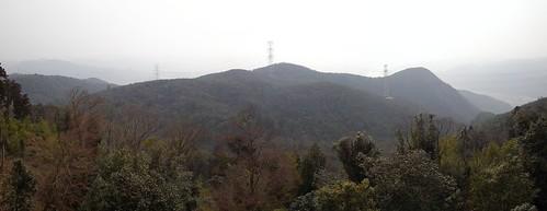 熊山からの眺め