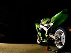 Kawasaki ZX-6R procejct 85% (StriciKanegér) Tags: 2005 2003 green 2004 st out mod ninja quality samsung 2006 burn 600 stc 500 custom kawasaki exhaust paintjob zx footage zx6r 636 zx636 leovince monsterslip procejct