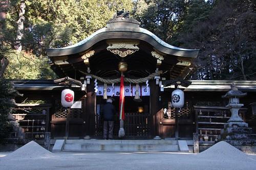 八大神社本殿 / Hachidai-jinja Shrine,Honden