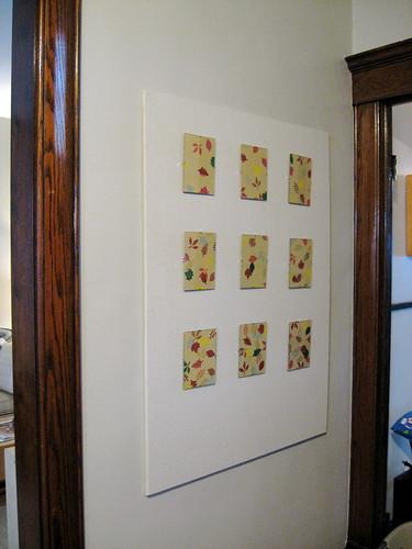 How to Make a Homasote Bulletin Board