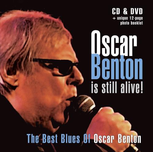 Oscar Benton - Is Still Alive! (CD + DVD)