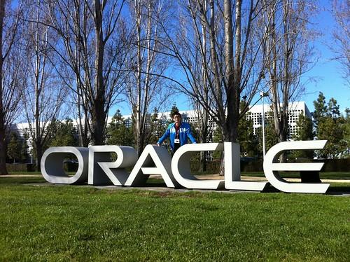 Oracle logo - kamus