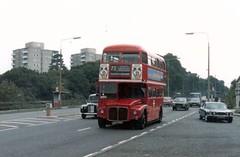 RM 1996 11/9/80 (colinfpickett) Tags: buses vintage lt rm londontransport dms