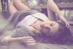 F Side (AngelVargas) Tags: life light portrait luz beauty face look fashion angel canon studio photography design photo glamour soft foto retrato style olympus 7d fotografia vargas shape mirada aire imagen belleza elegance romantica elegante figura stilo e510 delicada sutil angelvargas lentelenses