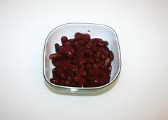 02 - Zutat Kidneybohnen