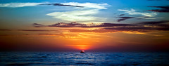 Wamberal sunrise (Bradley O'Brien) Tags: sunrise landscape nikon australia nsw centralcoast wamberal d90 seascsape
