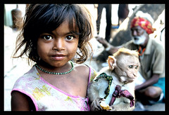 ______________ ______ (Vishal Singh Chauhan Photography) Tags: poverty girl canon eyes child innocent save 500d